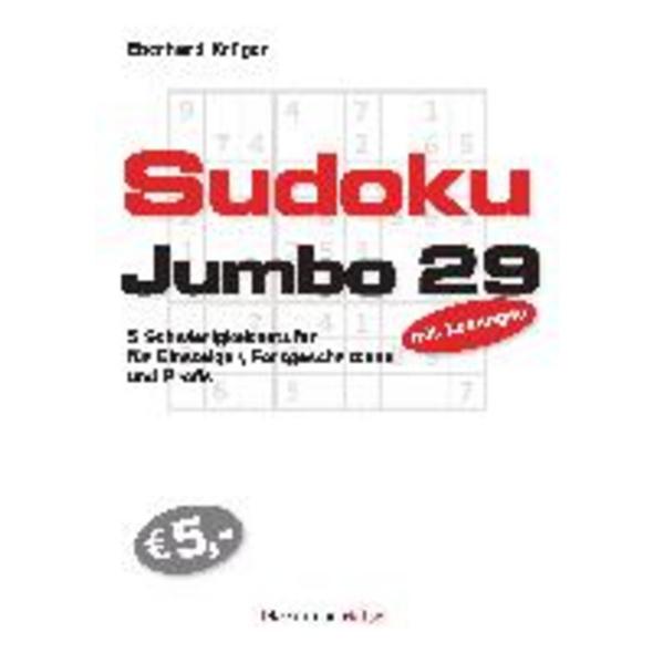 Sudokujumbo 29