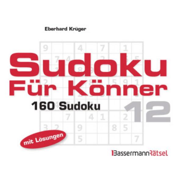 Sudoku für Könner 12