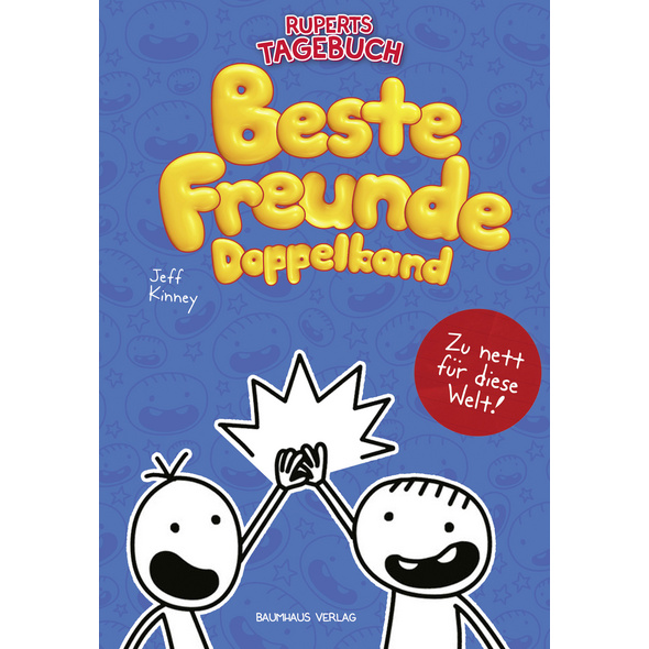 Gregs Tagebuch   Ruperts Tagebuch - Beste Freunde