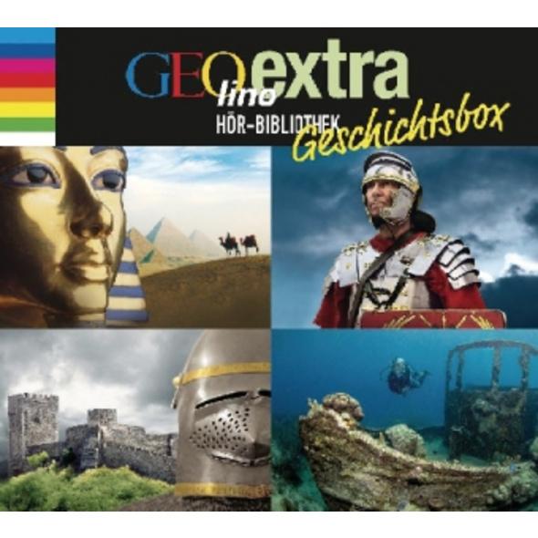 GEOlino extra Hör-Bibliothek - Geschichtsbox -