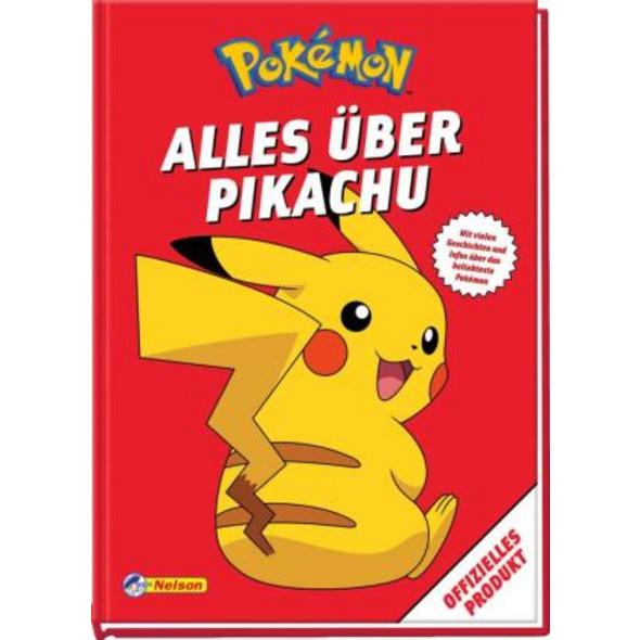 Pokémon: Alles über Pikachu