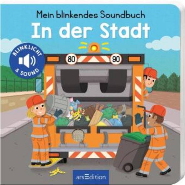 Mein blinkendes Soundbuch - In der Stadt