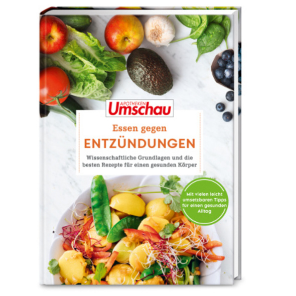 Apotheken Umschau: Essen gegen Entzündungen