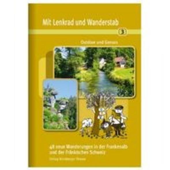 Mit Lenkrad und Wanderstab Bd. 3
