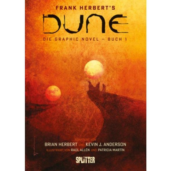 Dune  Graphic Novel . Band 1