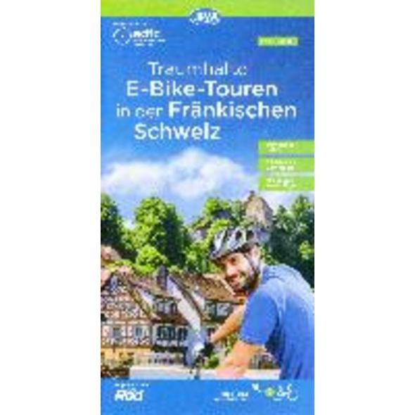 ADFC Traumhafte E-Bike-Touren in der Fränkischen S