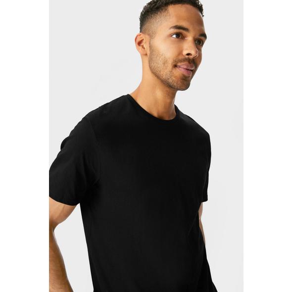 Multipack 2er - T-Shirt - Bio-Baumwolle