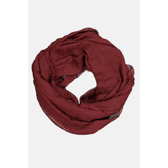 Schal, feine Struktur, luftig-leicht