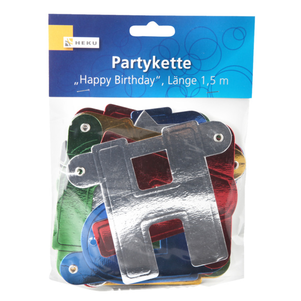 Partykette