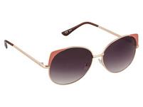 Sonnenbrille - Peach Cat Eye