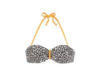Bügel-Bandeau-Bikini-Top