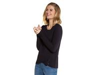 Pullover, Linksstrick, vorne doppellagig