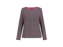 Sweatshirt, Noppenmuster, Langarm