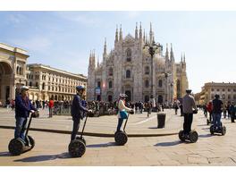 Segway-Tour durch Mailand