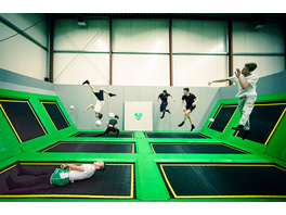Trampolin Workshop