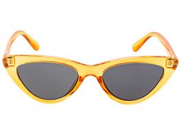 Brille - Orange Sunshine