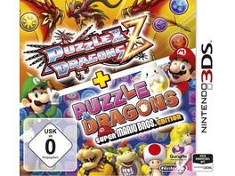 Puzzle & Dragons Z und Puzzle & Dragons: Super Mario Bros. Edition