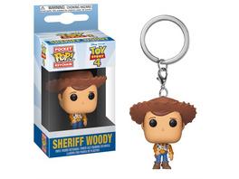 Toy Story - Pocket POP! Schlüsselanhänger Sheriff Woody