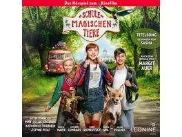 Die Schule der magischen Tiere - Hörspiel zum Film