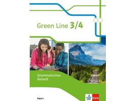 Green Line 3 4. Grammatisches Beiheft 7. 8. Klasse