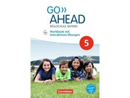 Go Ahead 5. Jahrgangsstufe - Ausgabe für Realschul