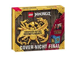 LEGO  NINJAGO  - Abenteuer auf der Destiny s Bount