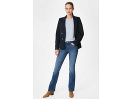 Bootcut Jeans - 4 Way Stretch - Bio-Baumwolle