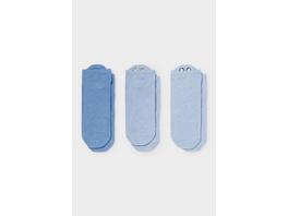 Multipack 3er -  Socken - bestickt - Micky Maus