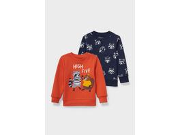 Multipack 2er - Sweatshirt