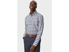 Businesshemd - Slim Fit - bügelleicht - Bio-Baumwolle