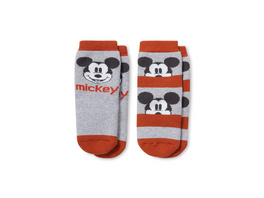 Multipack 2er - Micky Maus - Baby-Anti-Rutsch-Socken