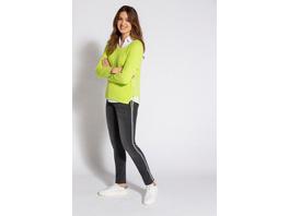 Gina Laura Pullover Identity, Langarm, Premium Cotton
